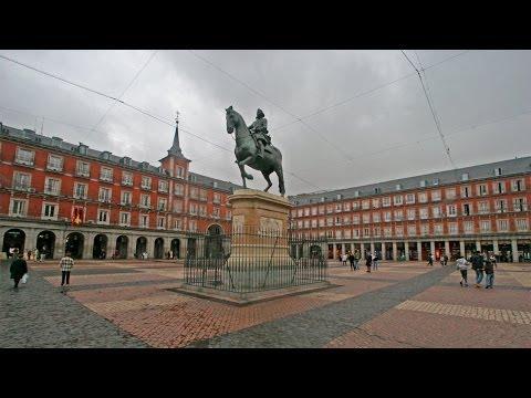 Remodelación de la Plaza Mayor de Madrid pensando en su 400 aniversario