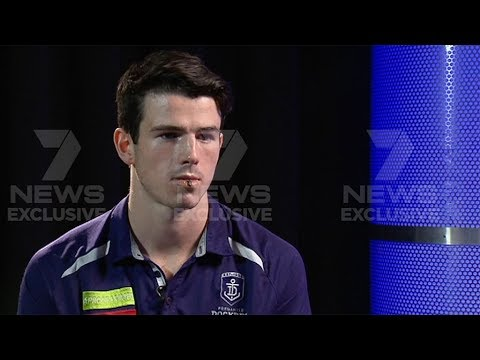 Andy Brayshaw interview - Seven News