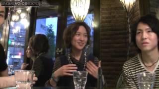 オーディション選考佐々木裕里さんゲストSINGERS voice TOKYO,Kitchen Bar 新目黒茶屋TVライブオンライン