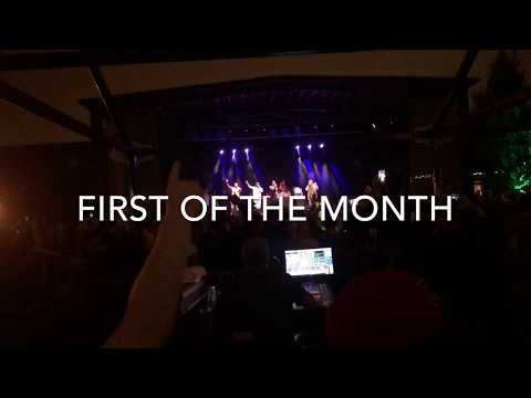 """First Of The Month"" Bone Thugs N Harmony Kansas City Missouri 6/22/18"