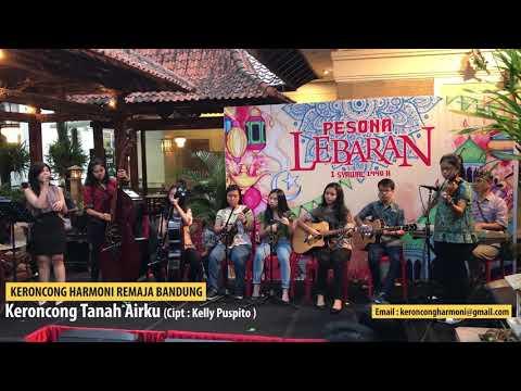 Keroncong Harmoni Remaja Bandung - Keroncong Tanah Airku