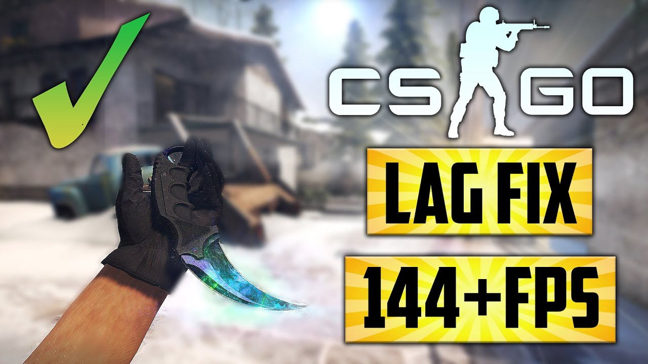 ✓CSGO Low End PC | Lag & Stutter Fix | ▷144+FPS On Intel HD | Ultimate CSGO  FPS Boost Guide -2021 - YouTube