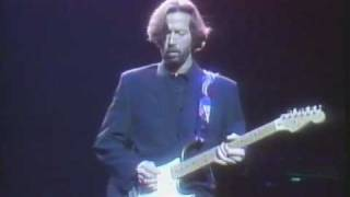 Watch Eric Clapton Worried Life Blues video