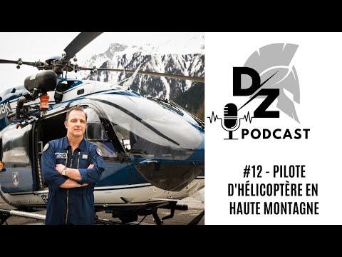 Devenir pilote d'hélicoptère dans la gendarmerie