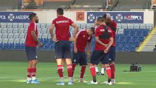 Olympiakos, Başakşehir maçına hazır
