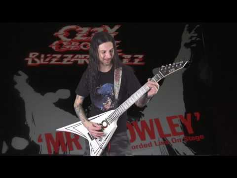 Ozzy Osbourne - Mr. Crowley (cover)