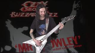 Ozzy Osbourne Mr Crowley Cover