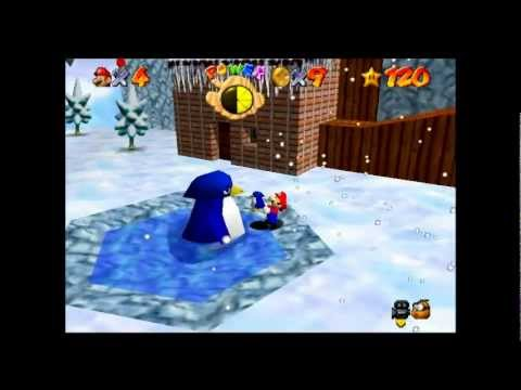 super mario 64 how to get first 8 stars