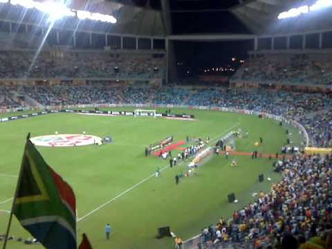 Moses Mabida Stadium - South Africa vs Namibia