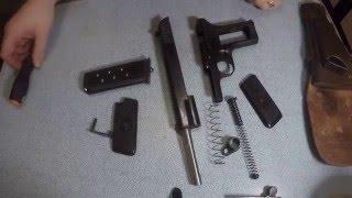 Обзор пистолета ТТ-Т
