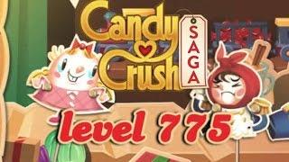 Candy Crush Saga Level 775 - ★