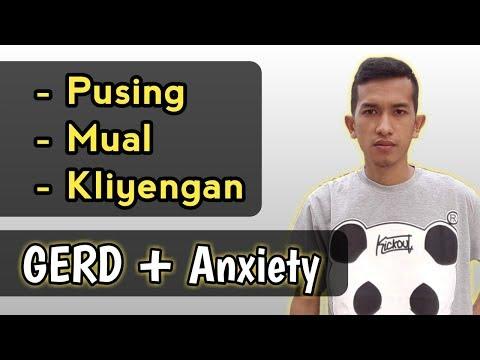 (Part25) Mual pusing kleyengan dan cara mengatasinya, GERD Anxiety asam lambung maag kronis Mp3
