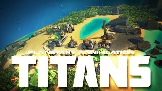 Planetary Annihilation: TITANS Gameplay First Impressions | Sci Fi Fridays!