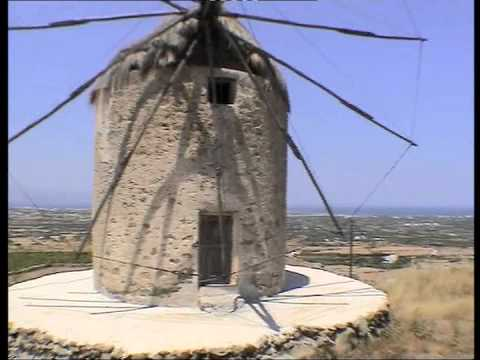 GREECE - Cyclades Islands - NAXOS part 1