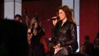 Shook Me All Night Long+Final-Shania Twain