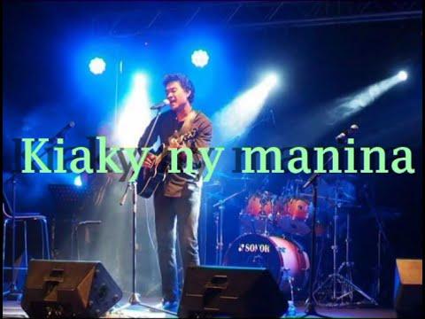 Kiaky ny manina - Njakatiana (karaoke 2015)
