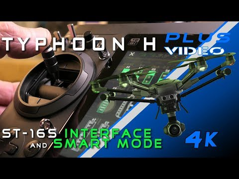 Typhoon H Plus - ST16s Interface and Flight Modes