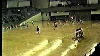 1995年関東学生ハンドボールリーグ 国際武道大vs法政大