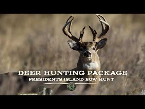 Presidents Island Deer Package - 2020 Conservation Raffle