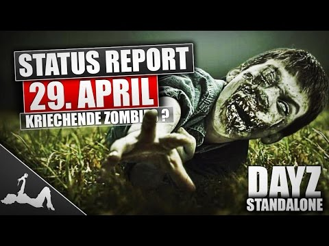◤Status Report 29.04.15 | DAYZ STANDALONE V0.55 | German Gameplay - Ricoo