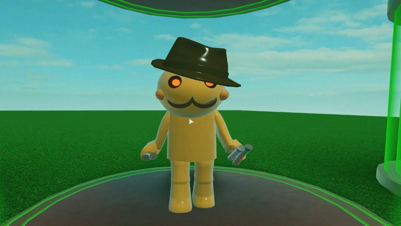 ROBLOX NEW PIGGY MR P