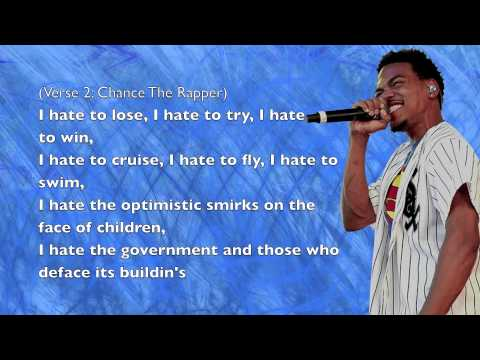 Chance The Rapper - No Better Blues (ft. SoX) - Lyrics