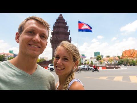 Zukunftspläne, Nachwuchs und Weltreise - Kambodscha   VLOG #210
