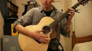 Glimmer of Hope - Antoine Dufour (Cover)