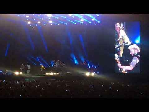 Green Day - Holiday - Bogotá Colombia - November 17 2017