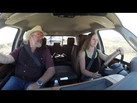 Reviewing 2015 Ram 3500 Laramie Longhorn dually towing trailers