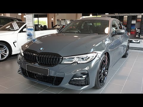 2019 Bmw 330d Limousine Modell M Sport Bmw View Youtube