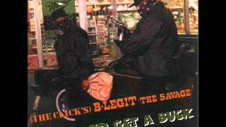 B-Legit ft. E 40 - Way Too Vicious
