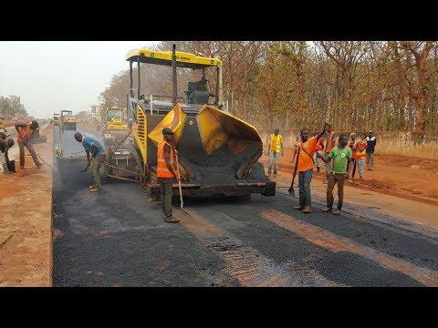 Bâtiment et Travaux Publics et Construction de Routes en Côte d'Ivoire et dans la Sous-Région
