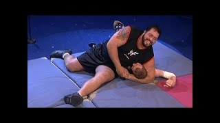 Wrestling de luxe! Der größte Wrestler der WWF - TV total