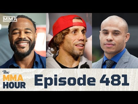 The MMA Hour Live - May 20, 2019