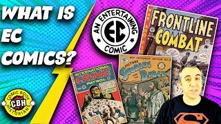 Ep.45.  What is EC Comics? An Overview by Alex Grand (no music)