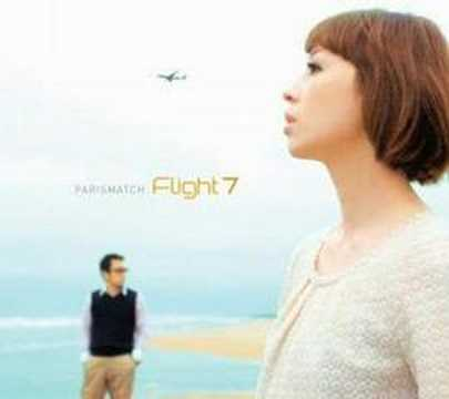 """Paris Match-You make my day from""""Flight 7"""""""