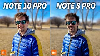 Redmi Note 10 Pro vs Redmi Note 8 Pro   Camera Test