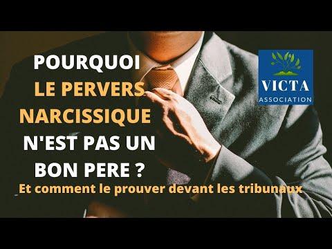 Vidéo : Pourquoi le Pervers Narcissique n'est pas un bon père ?