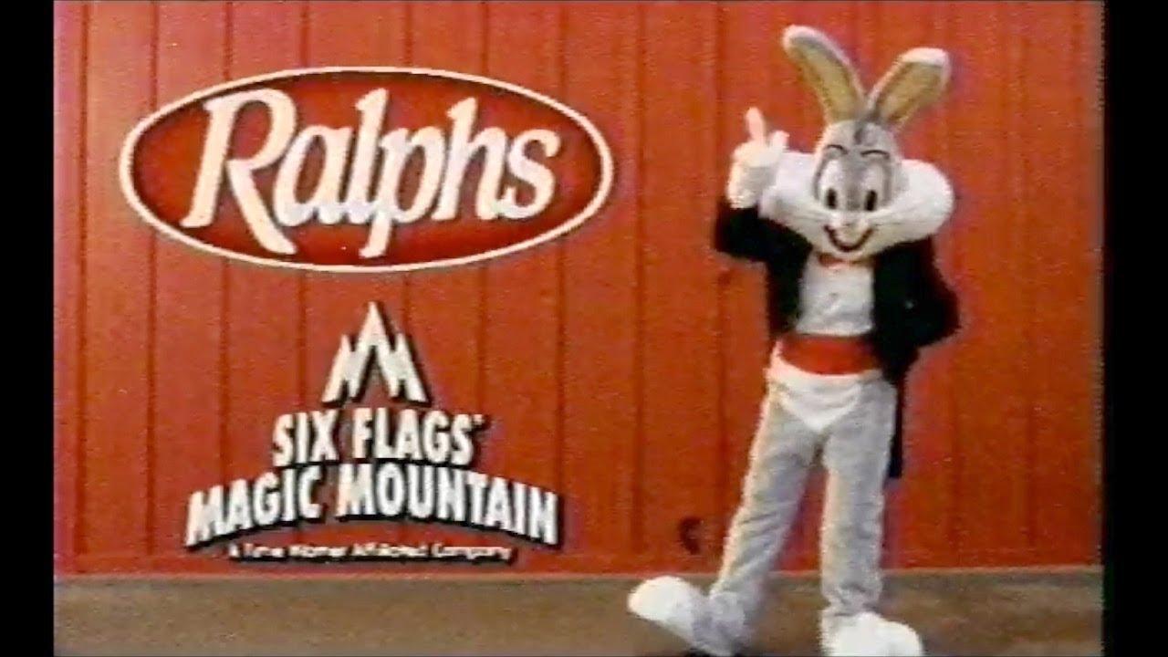 The Batman Stunt Show Magic Mountain Television Commercials
