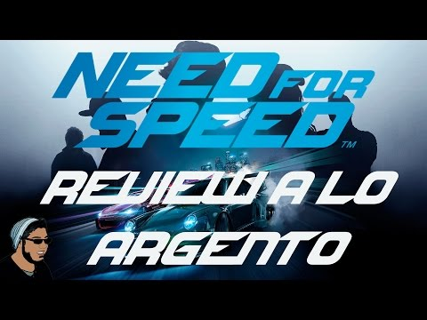 Review a lo Argento * Need For Speed 2015 Español (Análisis)