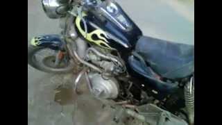 Maruti 800cc bike