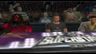 WWE Superstars 08.02.12(Gameplay RAW vs Smackdown 2011 PC)