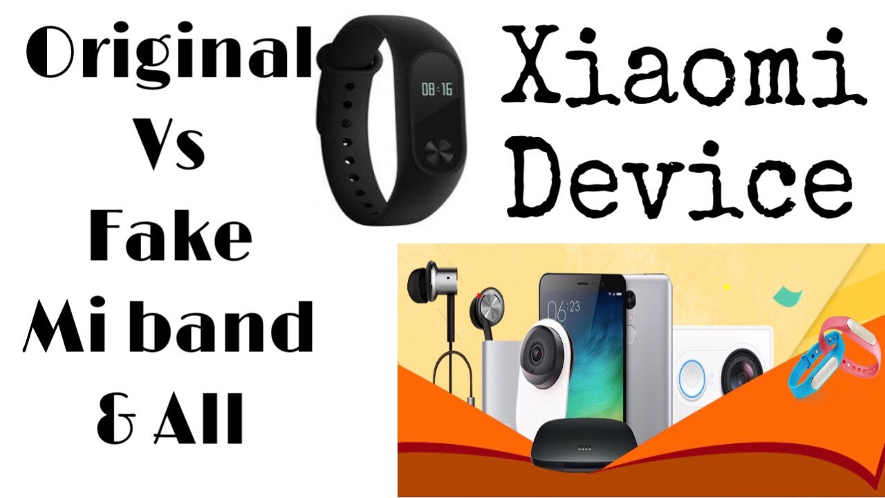 Xiaomi mi band Hrx Edition Original or Fake   How t check xiaomi product  real or fake