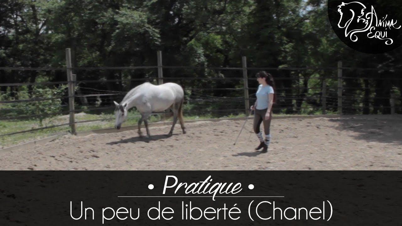 449992ebbbca5 PRATIQUE • Chanel   Un peu de liberté - YouTube