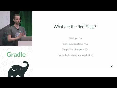 Gradle Summit 2017- Identifying and addressing build performance problems - Stefan Oehme