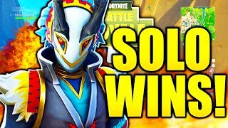 HOW TO WIN SOLO FORTNITE TIPS AND TRICKS! HOW TO GET BETTER AT FORTNITE SOLO TIPS!