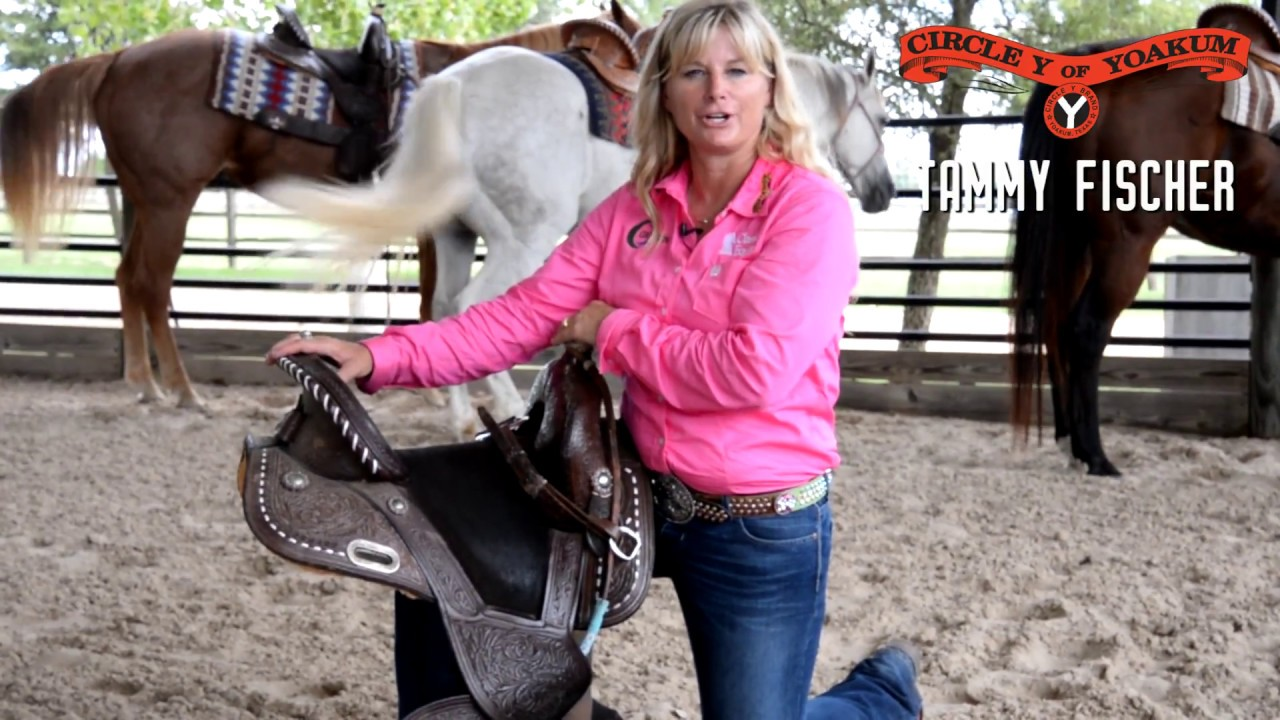Transform Your Ride in Circle Y Treeless Barrel Saddle