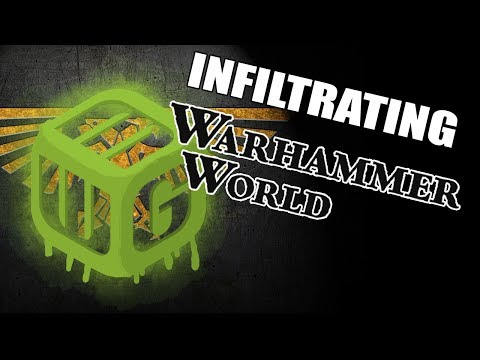 MiniWarGaming Infiltrates Games Workshop