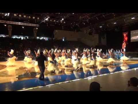 Tahiti Fete San Jose 2017 Hilo, Hawaii, Amui Tahi Performance Part 3